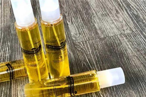 100 % Pure Argan olie uit Marokko - Even Niets wellness massage praktijk woerden